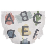 The Honest Company Diapers All The Letters Size 6