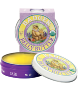 Badger Mom Care Belly Butter