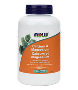 NOW Foods Calcium & Magnesium with Vitamin D & Zinc