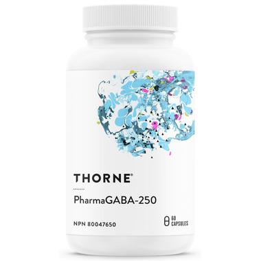 Thorne Research PharmaGABA - 250