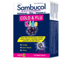 Children's Cough, Cold & Flu