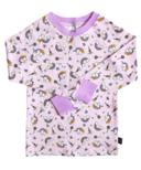 Lola & Taylor Unicorn Dreams Kids Pajama Set