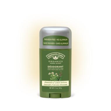 Nature\'s Gate Chamomile & Lemon Verbena Deodorant