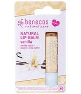Benecos Lip Balm Vanilla