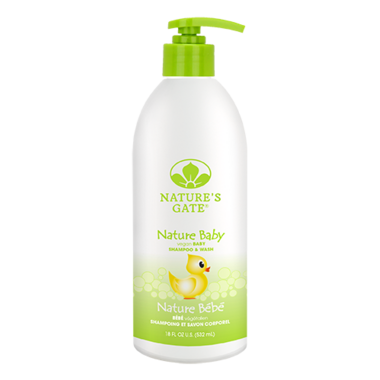 Nature\'s Gate Baby Shampoo & Wash