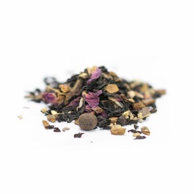 JusTea Black Pyramid Tea Bags African Chai