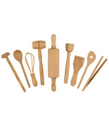 Kid's Wooden Tool Set