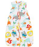 Grobag Travel Baby Sleep Bag 1.0 Tog E is for Elephant