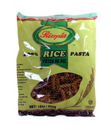 Rizopia 100% Rice Pasta Vegetable Fusilli