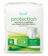 Rexall Unisex Maximum Protective Underwear Small Medium