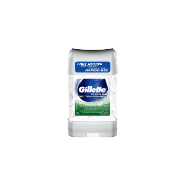 Gillette 3X Clear Gel Antiperspirant