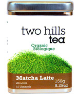 Two Hills Tea Organic Matcha Almond Latte Mix