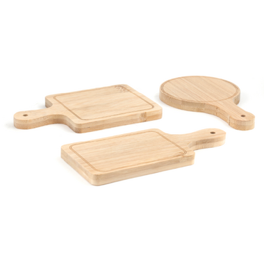 Kikkerland Mini Serving Trays