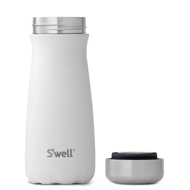 S\'well Traveler Stainless Steel Wide Mouth Bottle Moonstone