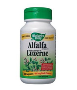 Nature's Way Organic Alfalfa