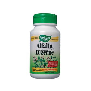 Nature\'s Way Organic Alfalfa