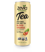 Zevia Organic Sweetened Earl Grey Tea Blood Orange