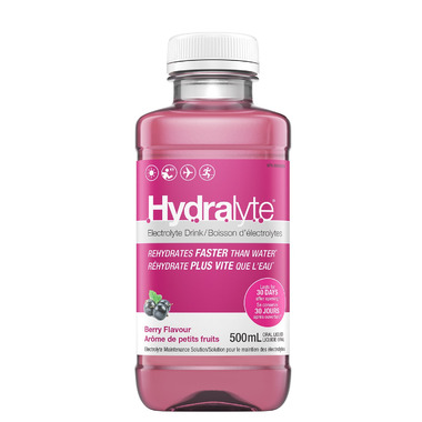 Hydralyte Electrolyte Maintenance Solution Berry Flavour