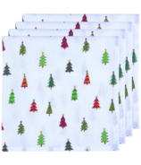 Now Designs Printed Napkin Set Merry & Bright