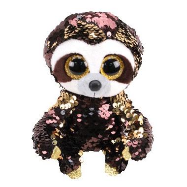 Ty Flippables Dangler the Sequin Sloth Regular