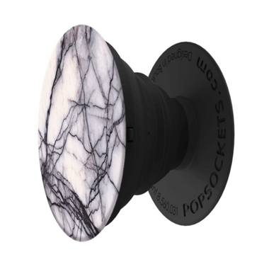 Popsockets Phone Grip White Marble