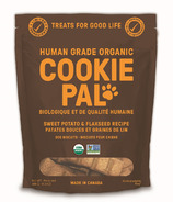 CookiePal Dog Biscuits Sweet Potato and Flaxseed Recipe