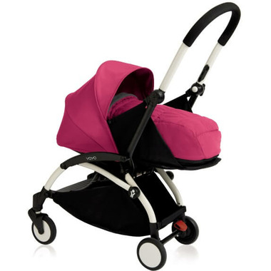 BabyZen YOYO+ 0+ Newborn Pack Pink