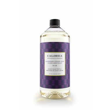 Caldrea Hand Soap Refill Lavender Cedar Leaf
