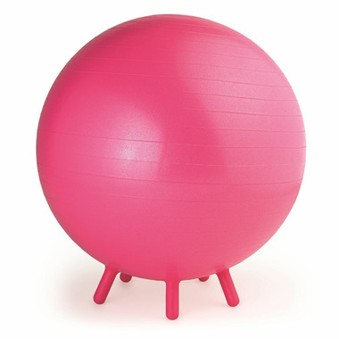 Gaiam Kids Balance Ball Pink
