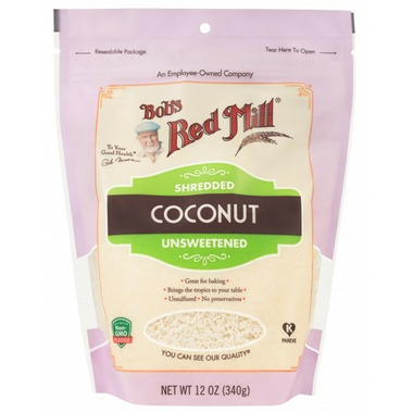 Bob\'s Red Mill Shredded Coconut