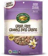 Nature's Path Vanilla Poppy Seed Grain Free Granola