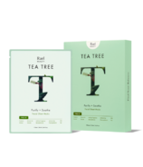 Rael Beauty Tea Tree Facial Sheet Masks