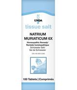 UNDA Natrium Muriaticum 6x