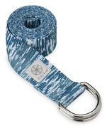 Gaiam Studio Select 8Ft Premium Yoga Strap Marbled