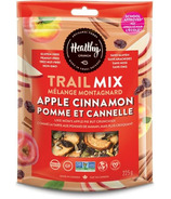 Healthy Crunch Apple Raisin Trail Mix