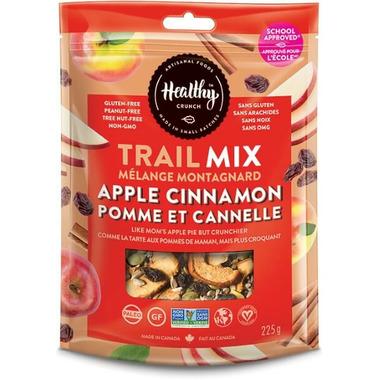 Healthy Crunch Apple Raisin Trail Mix
