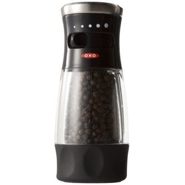 OXO SoftWorks Ceramic Pepper Grinder