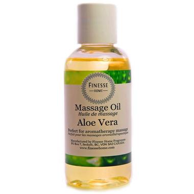 Finesse Home Aloe Massage Oil