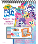 Crayola My Little Pony Color Wonder Travel & Activity Pad
