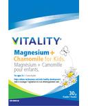 Vitality Magnesium + Chamomile for Kids Box