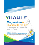 Vitality Magnesium + Chamomile for Kids Box