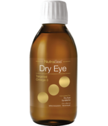 NutraSea Dry Eye Targeted Omega-3 Liquid