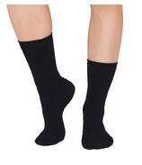 Boody Womens Everyday Sock Black