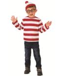 Rubie's Where's Waldo Costume