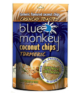Blue Monkey Tumeric Coconut Chips
