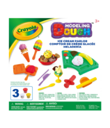 Crayola Modeling Dough Ice Cream Parlor Set