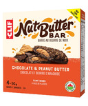Clif Bar Nut Butter Filled Energy Bars Pack Chocolate and Peanut Butter