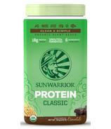 Sunwarrior Classic Protein Chocolate
