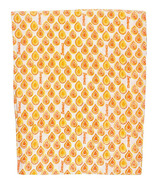 BeeBAGZ Beeswax Wrap Bags Large Produce Bag Orange