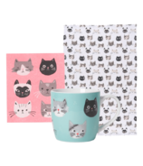 Now Designs Cat Lover Holiday Bundle